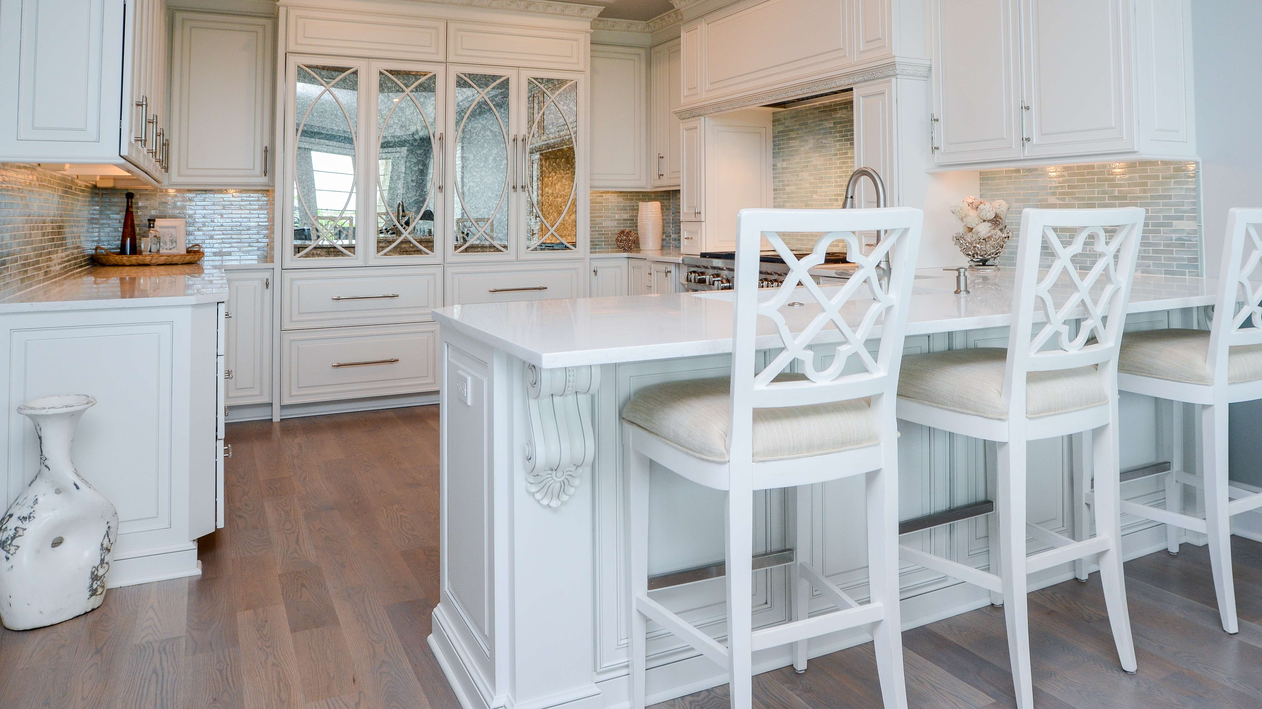 A kitchen that has received kitchen remodeling services in Hammonton, NJ